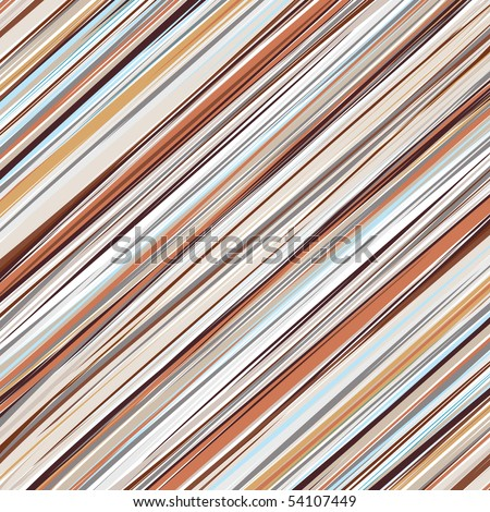 Brown, Tan and Blue Vertical Striped Pattern Background