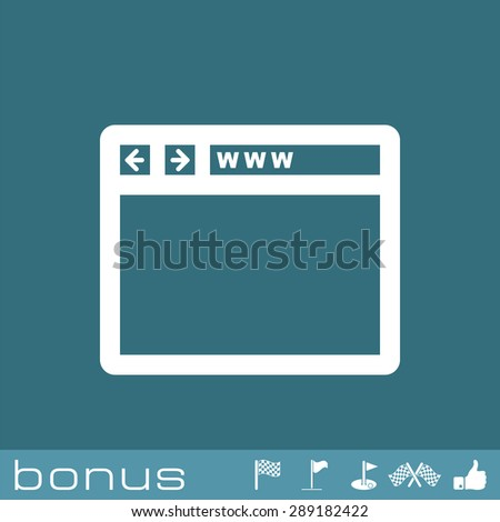browser icon stock images royaltyfree images amp vectors