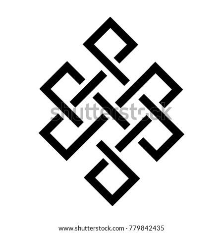 Tibetan Symbol For Eternal Love Autocar Bildideen