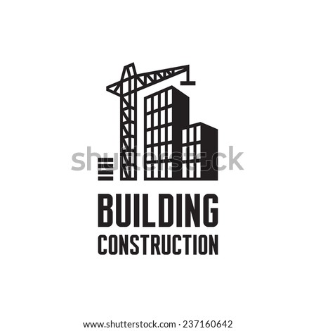 Crane logo stock images royalty free images vectors for House construction companies