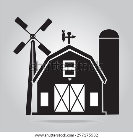Barn Silhouette Stock Photos, Images, & Pictures ...