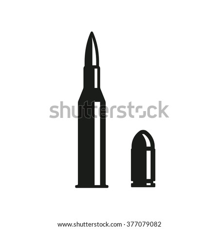 bullet icon, isolated vector graphic icons set
