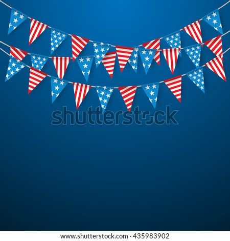 patriotic bunting stock images royaltyfree images