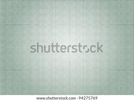 Burlap background pattern. Vector. - stock vector