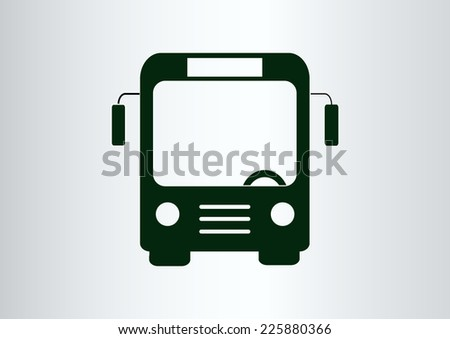 Bus - stock vector