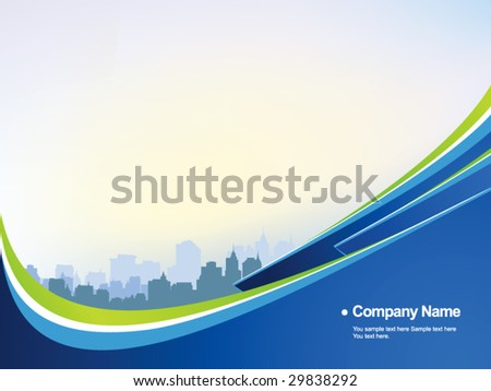 business background (other background look in my portfolio) - stock vector
