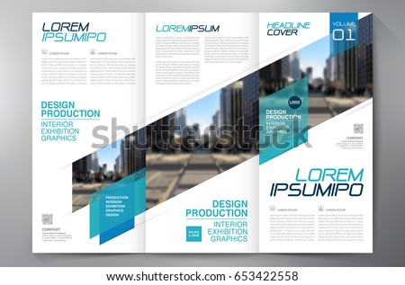 3 page flyer