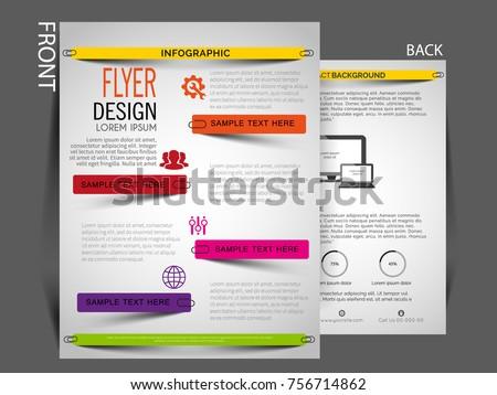 sample business brochure