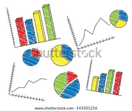 Business Chart 20 - stock vector