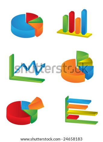Business 3D Charts