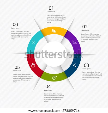 Business data market elements dot bar pie charts diagrams and graphs flat icons set. Can be used for info graphics, graphic or website layout vector, numbered banners, diagram. Vector illustration. - stock vector