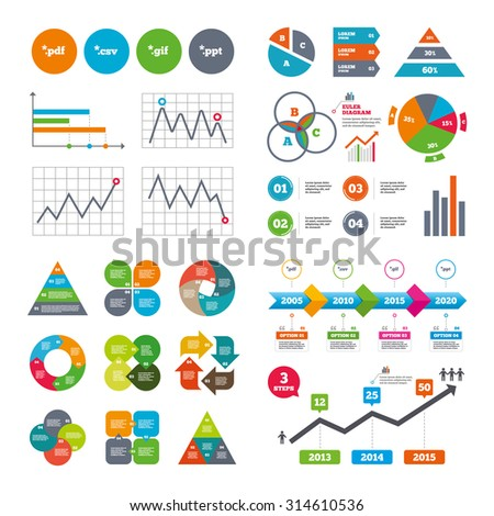 Pyramid chart template document icons file stock vector 267194432 business data pie charts graphs document icons file extensions symbols pdf gif toneelgroepblik Images