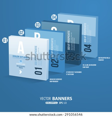 Business Design can be used for Flyer, Brochure Design Templates, Workflow Layout, Number Options and Processes Steps. Mobile Technologies, Applications and Online Services Infographic Concept. - stock vector