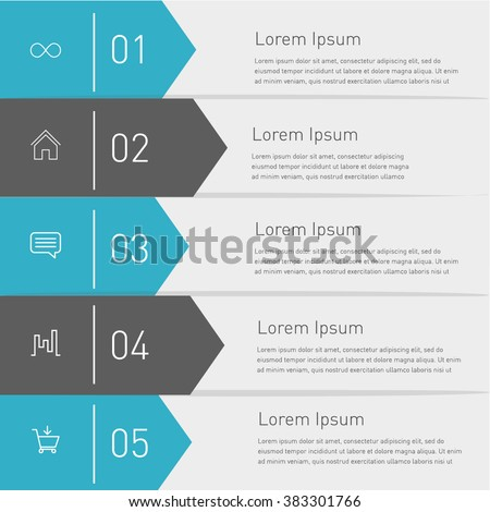 Business doodle timeline element for Infographic. Easy to use for your business projects templates for presentation and training. Simple Editable Graphic infographics elements. Vector illustration.