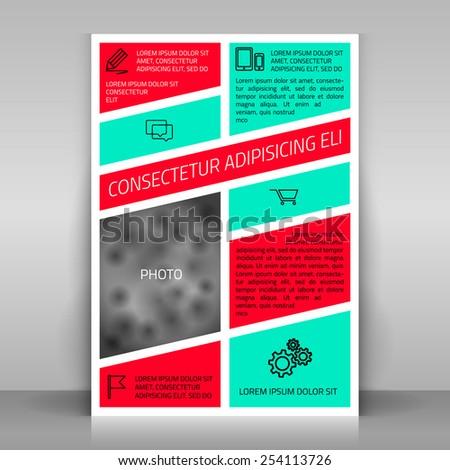 Creative Flyer Mock up Template