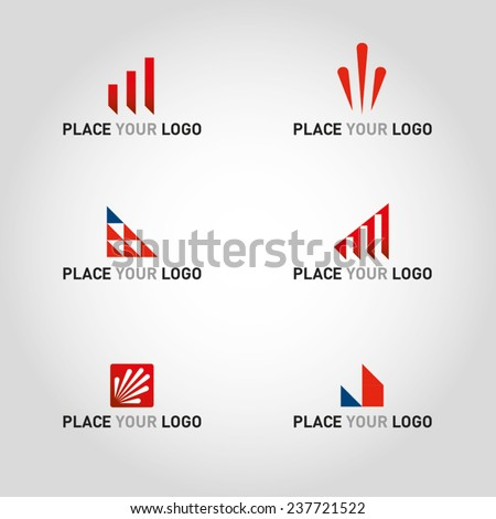 Business Icons Set - Vector Illustration