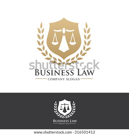 Business Law,Lawyer symbol, Scales vector logo, Legal concept,Law icon, Law office,law firm logo,lawyer logo,legal Logo,Vector logo template