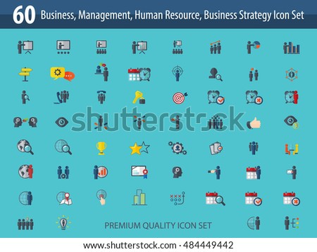 human resource management and business strategy Definition: the strategic human resource management is concerned with the development of hr strategies intended to direct the employees' efforts towards the.