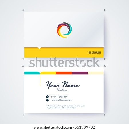 Namecard Stock Images RoyaltyFree Images  Vectors  Shutterstock