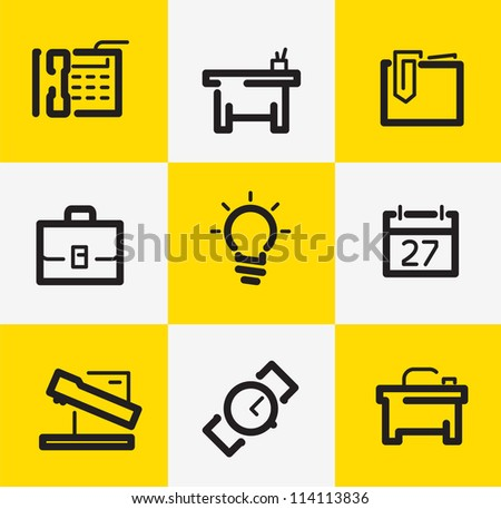 Business Office Items