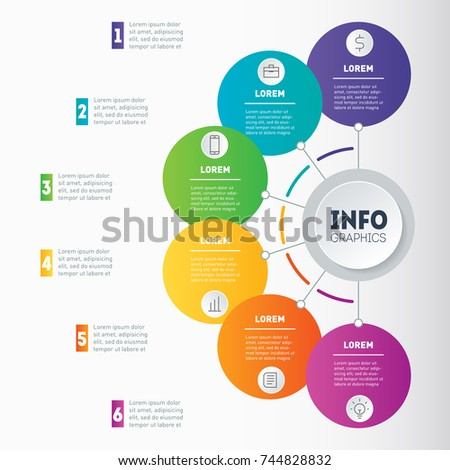 Dynamic infographic examples