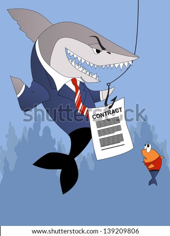 Unfair stock photos images pictures shutterstock for Fish customer service