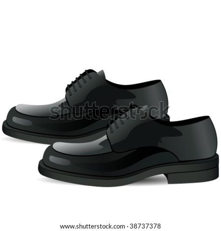 Mens Dress Shoes Stock Vectors, Images & Vector Art | Shutterstock