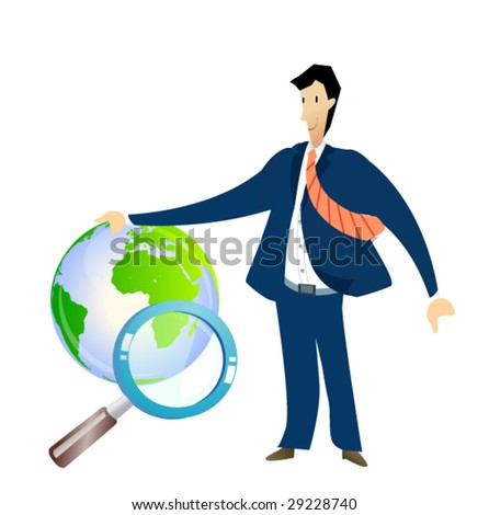 business sign #9 - icon - stock vector