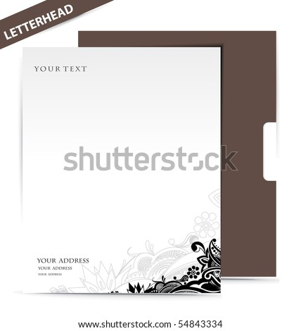 Business style templates this type more templates please see my profile. Vector illustration - stock vector