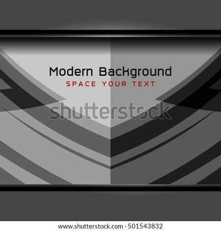 Business Template Background, vector illustration