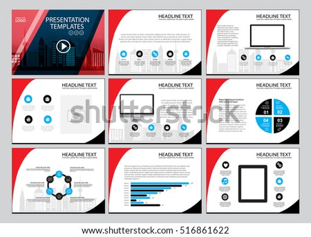 Creative bulb background work summary report PPT template download