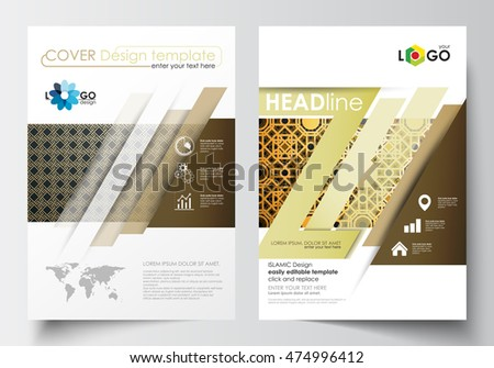 Stock images royalty free images vectors shutterstock for Islamic brochure design