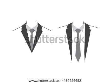 business uniform symbol / logo / clothes