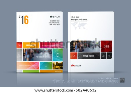 sample brochure layouts
