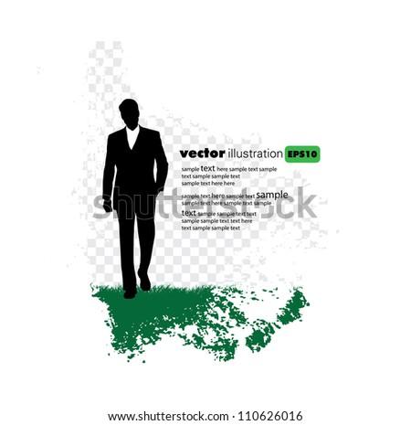 Businessman - stock vector
