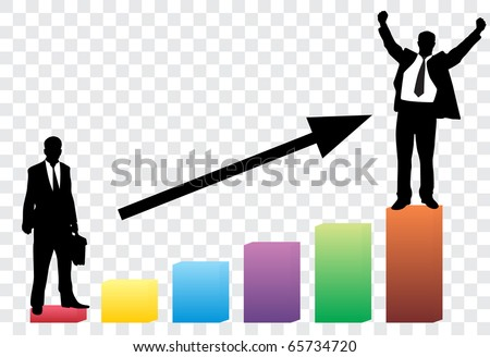 Businessmans - stock vector
