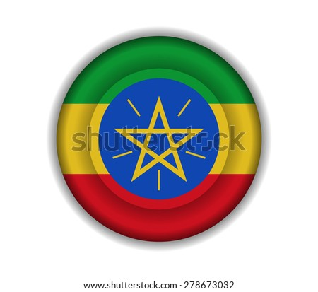 button flags ethiopia