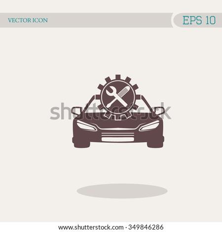 School Bus Icon Vector Stock Vector 470355464 Shutterstock