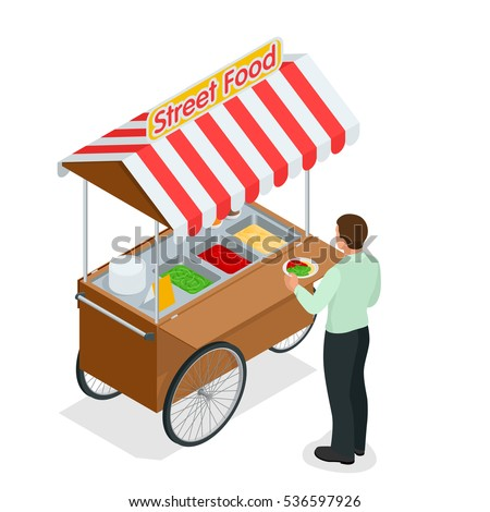Street Vendor Stock Images, Royalty-Free Images & Vectors ...