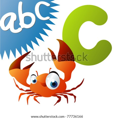 C is for Crab