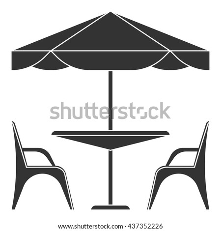 Konlix High Stool together with Technicalstandards moreover St Sulpice Towel Rail Detail also Stock Vector Outdoor Table With Chairs With Cup Flowers Vector moreover Search. on outdoor cafe table and chairs