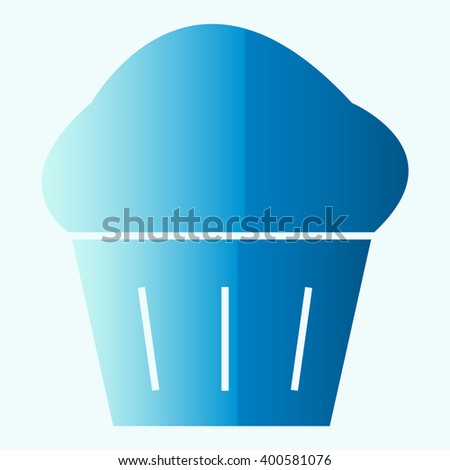 cakes icons vector illustration