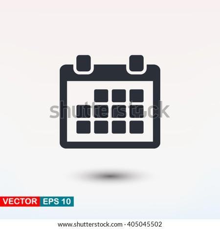 Calendar icon, Calendar icon eps, Calendar icon art, Calendar icon jpg, Calendar icon web, Calendar icon ai, Calendar icon app, Calendar icon flat, Calendar icon logo, Calendar icon sign, Calendar - stock vector