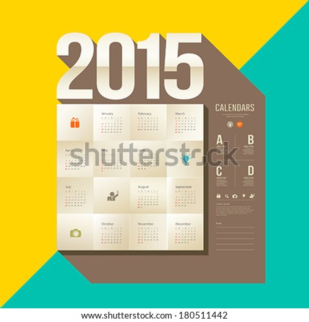 Illustration 2013 year calendar april isolated 3d image stock art