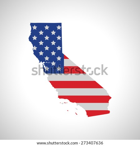 Florida State Map Style Usa National Stock Vector - Outline of us map