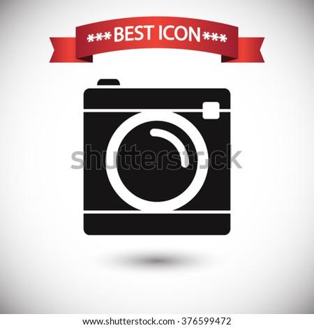 Camera icon vector, camera icon eps10, camera icon illustration, camera icon picture, camera icon flat, camera icon, camera web icon, camera icon art, camera icon drawing, camera icon, camera icon jpg - stock vector