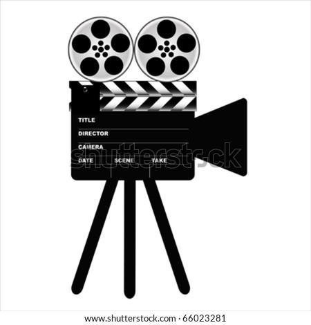 Camera film stock photos royalty free images vectors for Camera film logo