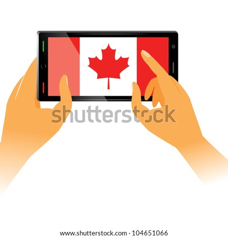 Canada Day - stock vector