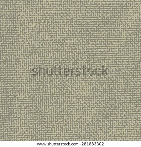 Canvas texture. Vector background