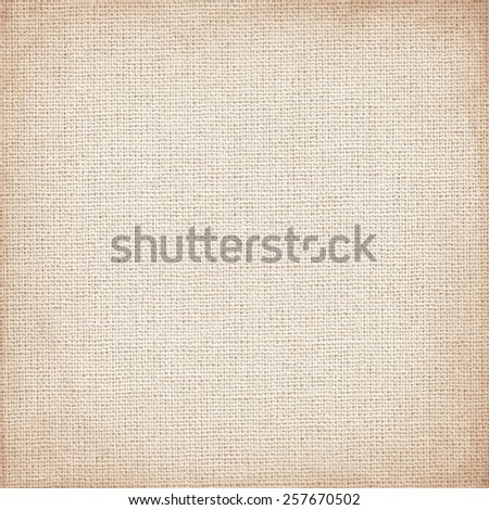 canvas with delicate grid to use as grunge background or texture  - stock vector